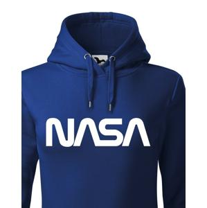 Dámská mikina s potlačou vesmírnej agentúry NASA