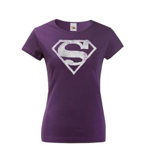 Dámské tričko  Superman  - pre skutočných hrdinov