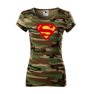 Dámské tričko Superwoman - triko pro super ženy