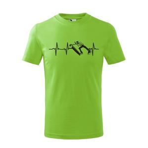 Dětské tričko - Freestyle koloběžka - ideální dárek