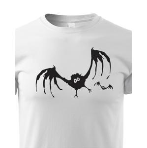 Detské tričko Netopier - odvážné tričko