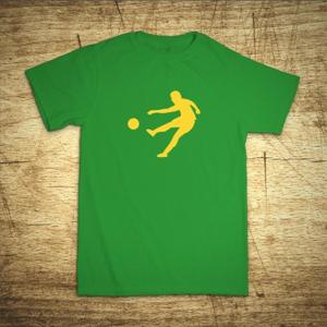 Detské tričko s motívom Útočník