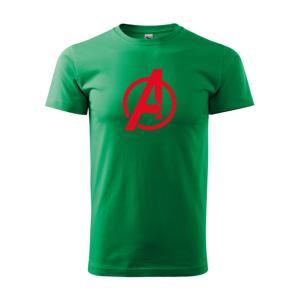 Detské tričko s populárnym motívom Avengers