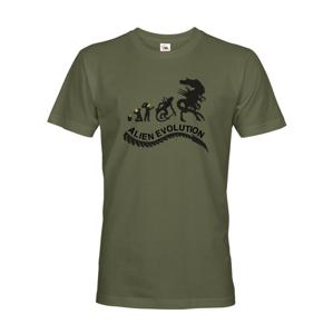 Pánske tričko Alien Evolution - pre všetkých fanúšikov série Votrelec