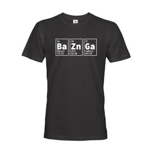 Pánské tričko Bazinga - ideálne tričko