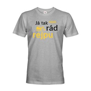 Pánské tričko - Ja to nejako rýpnem
