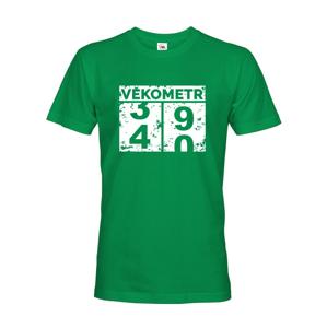 Pánske tričko k narodeninám s rokom narodenia - originálny narodeninový darček