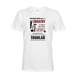 Pánské tričko - Neexistujú žiadne skratky