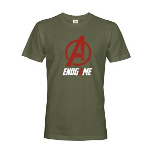 Pánske tričko s motívom Avengers EndGame - ideálne pre fanúšikov Marvel