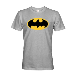 Pánské tričko s potiskem Batman - oblíbené komiksové triko