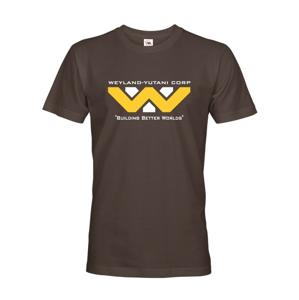 Pánske tričko Weyland Yutani -  motív z obľúbenej série Votrelec/Alien/