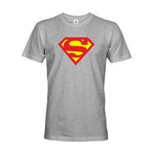 Pánsko tričko  Superman  - pre skutočných hrdinov