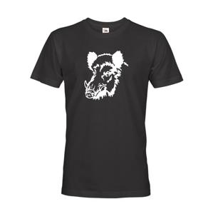 Tričko pre poľovníka Divé prasa - ideálny darček