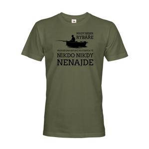 Tričko pre rybárov Tí najlepší rybári sú z  - skvelý darček pre rybárov
