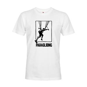 Tričko pro fanúšikov paraglidingu