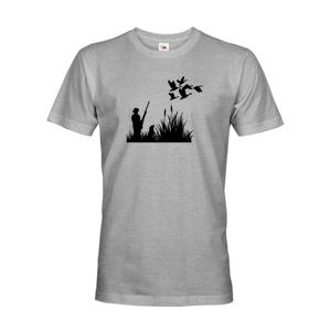 Tričko pro myslivce Lov kachen - ideální Vánoční dárek