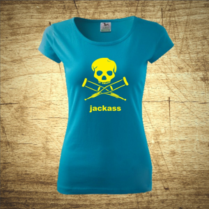 Tričko s motivem Jackass