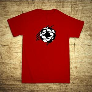 Tričko s motívom Futbal 2