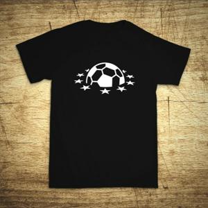 Tričko s motívom Futbal 4