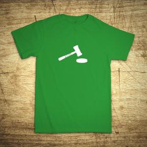 Tričko s motívom Kladivko