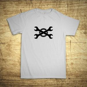 Tričko s motívom Kľúče 3